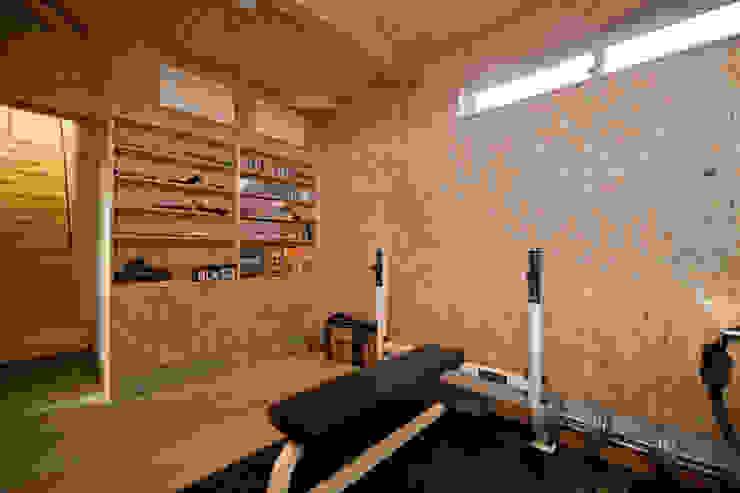 大森建築設計室 Ruang Olahraga Gaya Eklektik