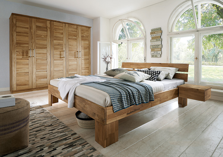 rustic  by homify, Rustic