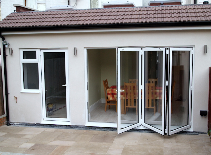 Single Storey Extension Butler Road Harrow London Building Renovation Classic style houses