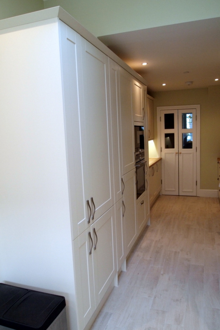 Single Storey Extension Butler Road Harrow Dapur Klasik Oleh London Building Renovation Klasik