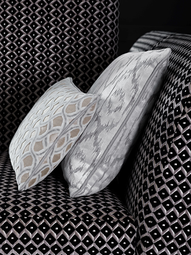 Emporio del Tessuto Living roomSofas & armchairs Textile Black