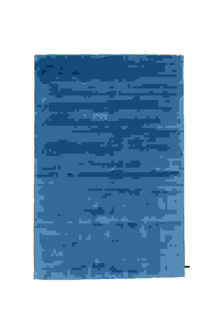 NY Epic aurora pink mosaic blue von Zimmermanns Kreatives Wohnen Ausgefallen Textil Bernstein/Gold