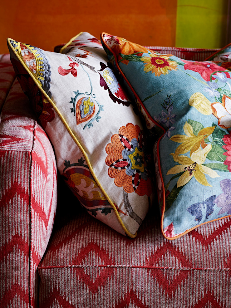 Emporio del Tessuto Living roomSofas & armchairs Textile Transparent