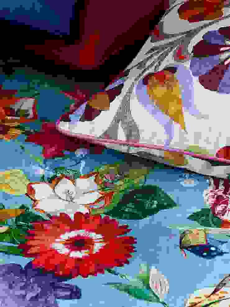 Emporio del Tessuto Living roomSofas & armchairs Textile Multicolored