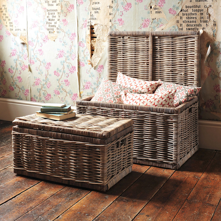 Kooboo Oblong Chests de The Cotswold Company Rural