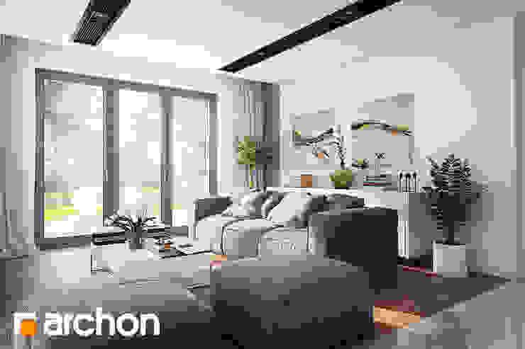 Sofa Victor Nowoczesny salon od ArchonHome.pl Nowoczesny