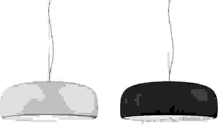 lampa Smith od ArchonHome.pl Nowoczesny Aluminium/Cynk