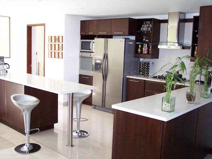 Modern kitchen by Ladosur Modern