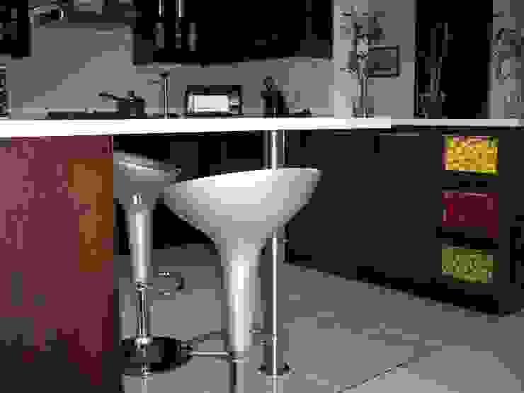 Diseno de Cocinas Cocinas modernas de Ladosur Moderno