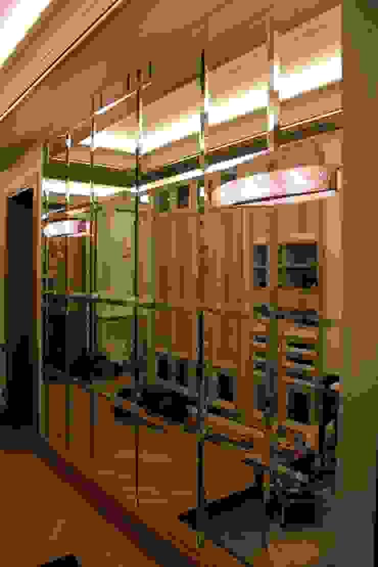 ReflectArt Couloir, entrée, escaliers classiques Verre