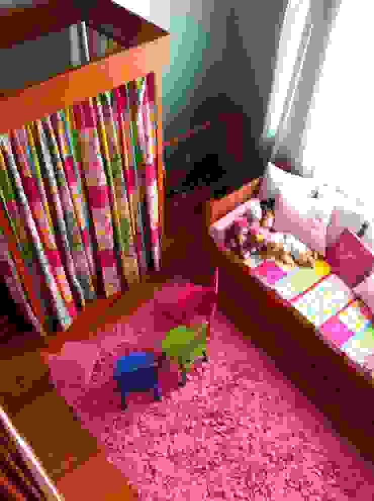 Av. de las fuentes Pedregal Dormitorios infantiles modernos de TALLER TAMI Moderno