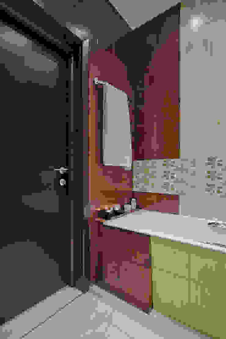 Baños de estilo ecléctico de Designer Olga Aysina Ecléctico