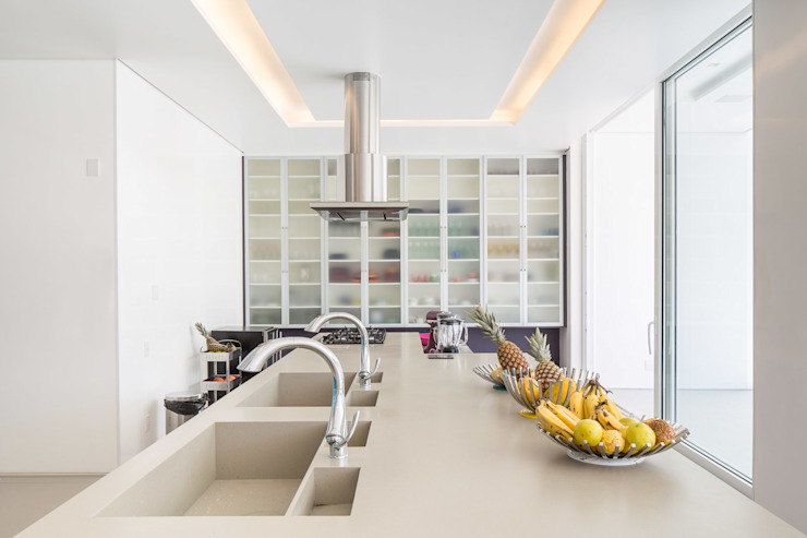 Dapur Minimalis Oleh Joana França Minimalis