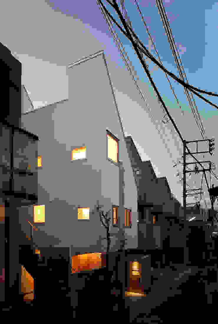 白金の家 日本家屋・アジアの家 の アトリエ スピノザ 和風