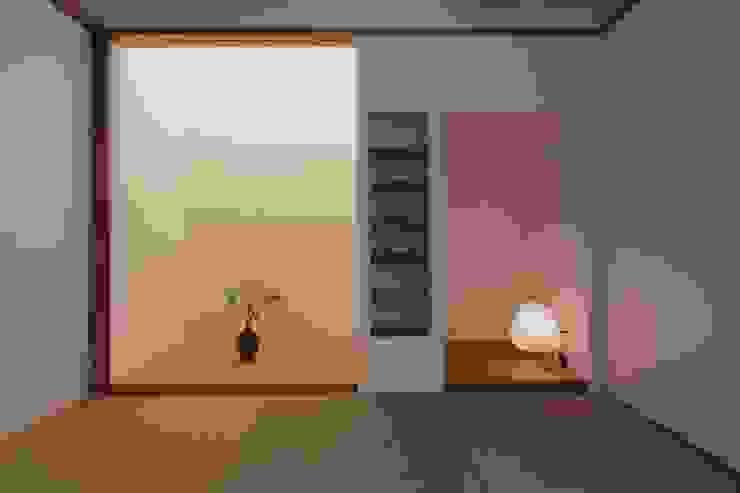 Chambre asiatique par アトリエ スピノザ Asiatique