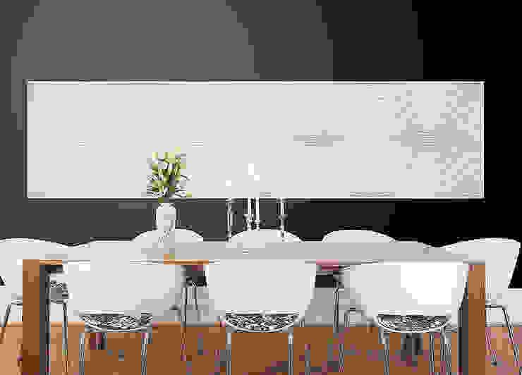 Panels 3D Dunin Wallstar Modern Dining Room by DecoMania.pl Modern