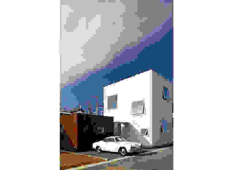 SN-house ミニマルな 家 の TNdesign一級建築士事務所 ミニマル