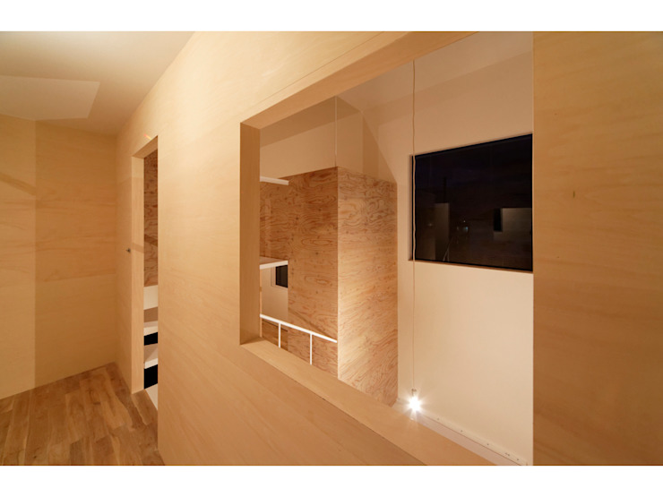 SN-house ミニマルスタイルの 子供部屋 の TNdesign一級建築士事務所 ミニマル