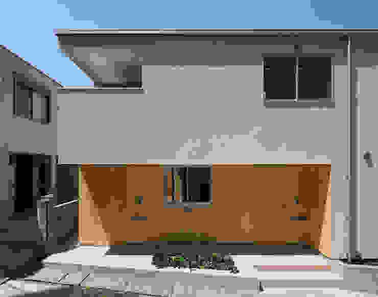 Projekty,  Domy zaprojektowane przez アトリエ スピノザ, Skandynawski