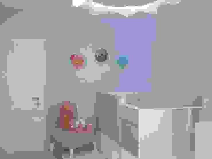 ARCHDUET&DA Quarto infantil minimalista