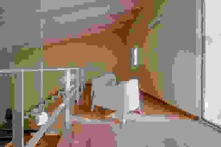 Modern living room by Progettolegno srl Modern Wood Wood effect