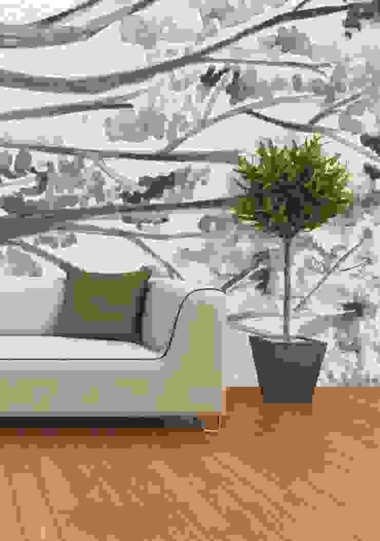 HF009-02-Giant-Tree por House Frame Wallpaper & Fabrics