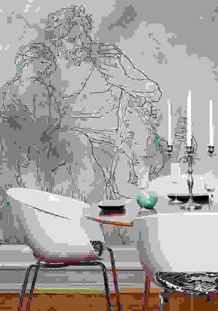 HF021-01-Evening por House Frame Wallpaper & Fabrics