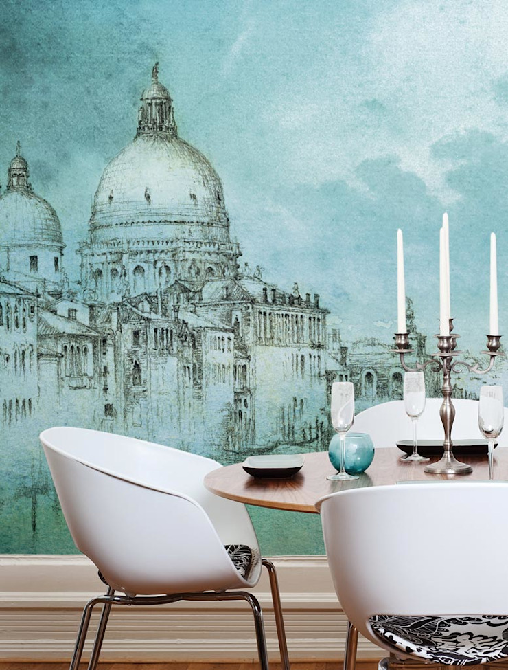 HF027-Venice por House Frame Wallpaper & Fabrics