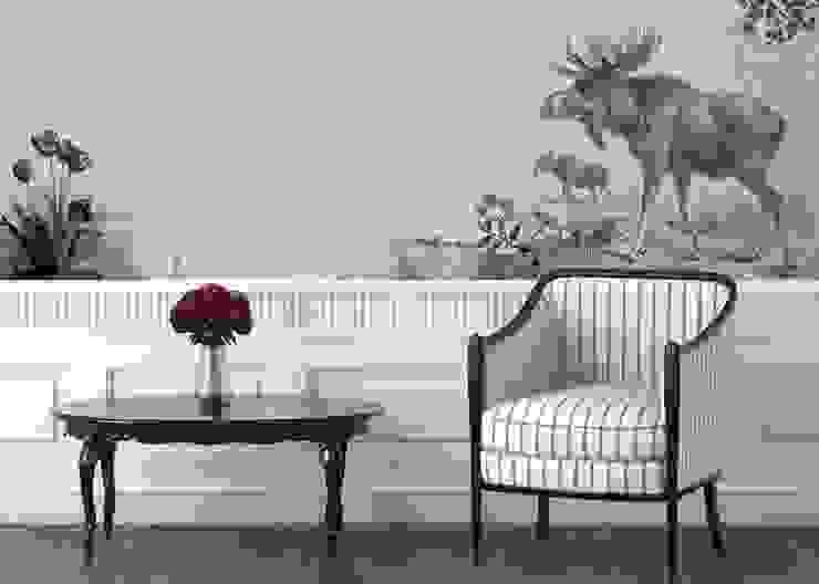 HF033-Moose-Palmatus por House Frame Wallpaper & Fabrics