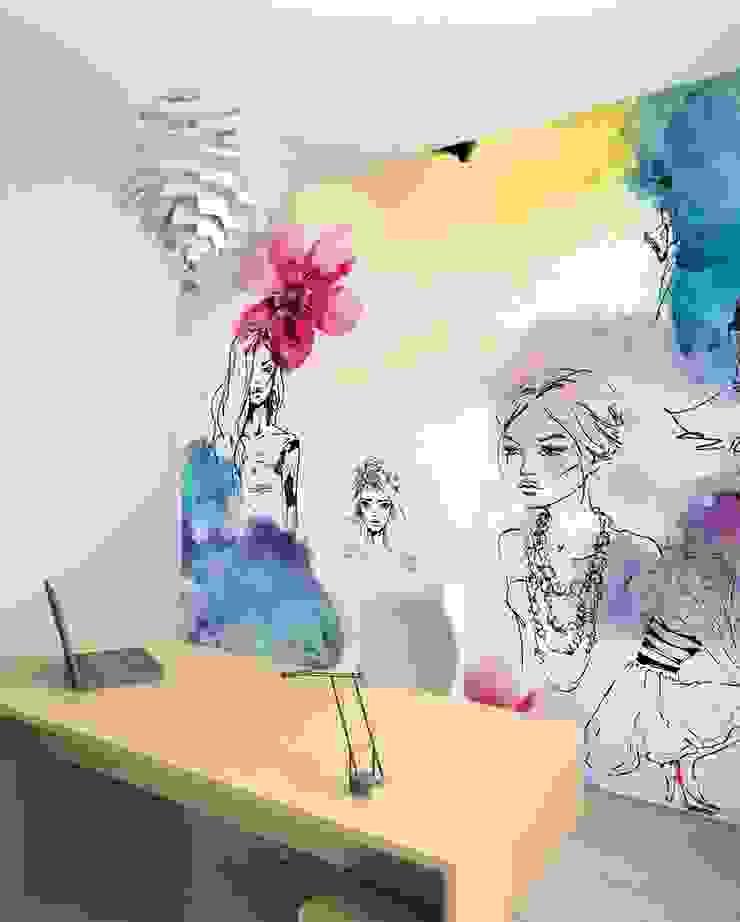 HF039-Summer-Breeze por House Frame Wallpaper & Fabrics