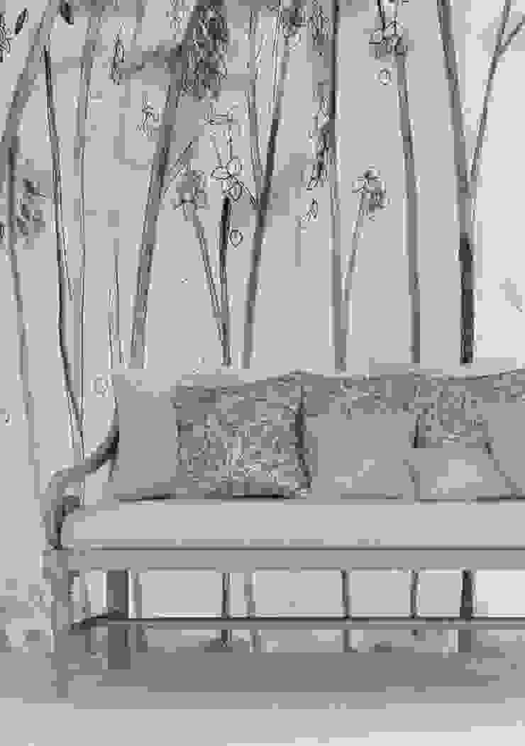 HF011-01-Magic-TreeWinter-Breeze por House Frame Wallpaper & Fabrics