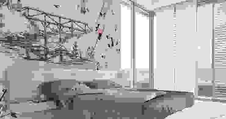 HF029-Nature-with-Music por House Frame Wallpaper & Fabrics