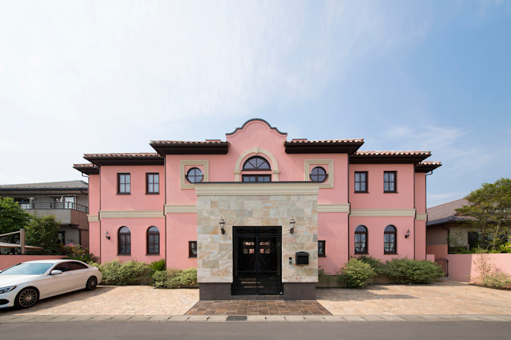 UE house | SANKAIDO クラシカルな 家 の SANKAIDO | 株式会社 参會堂 クラシック