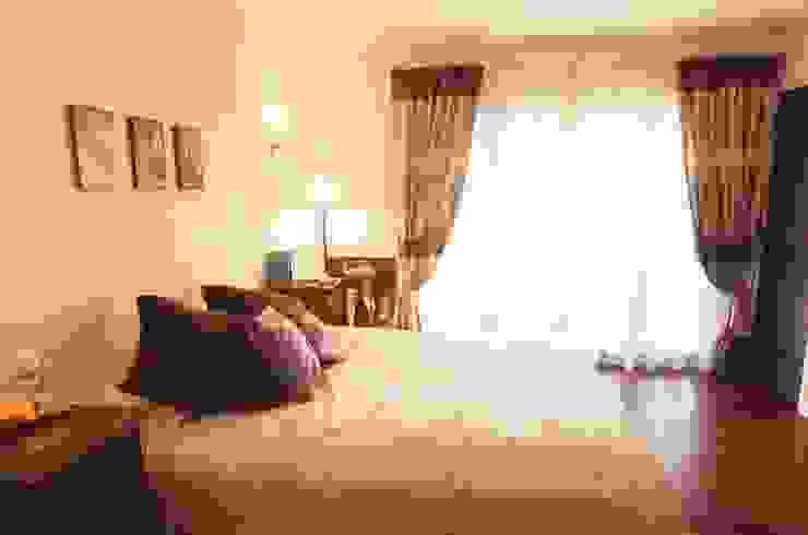 YA house | SANKAIDO 地中海スタイルの 寝室 の SANKAIDO | 株式会社 参會堂 地中海