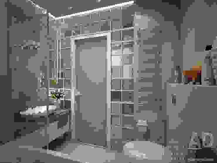 모던스타일 욕실 by Ad-home 모던