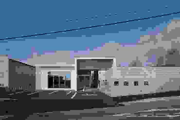 網走眼科 モダンな病院 の 一級建築士事務所 アトリエTARO モダン