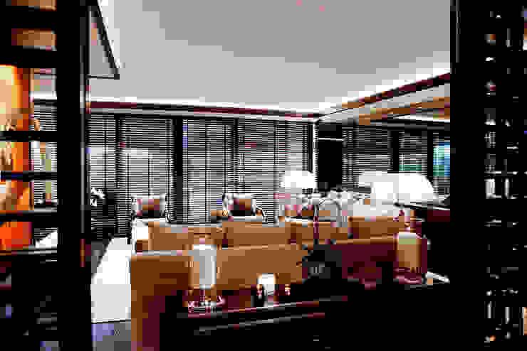 K.Ç EVİ Modern Oturma Odası Kerim Çarmıklı İç Mimarlık Modern
