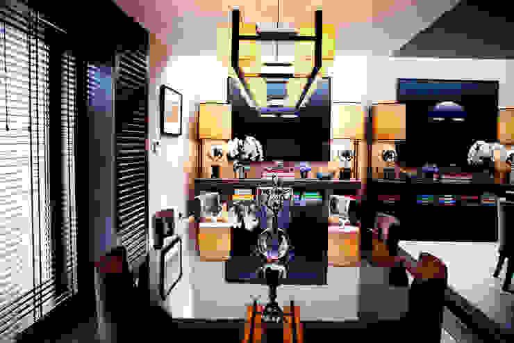 Modern dining room by Kerim Çarmıklı İç Mimarlık Modern