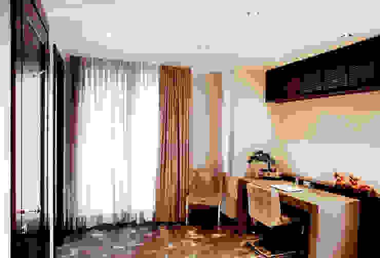 K.Ç EVİ Kerim Çarmıklı İç Mimarlık Modern Yatak Odası