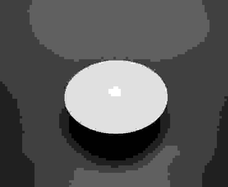 青白磁高台盃: 陶房上牧野が手掛けた折衷的なです。,オリジナル 磁器