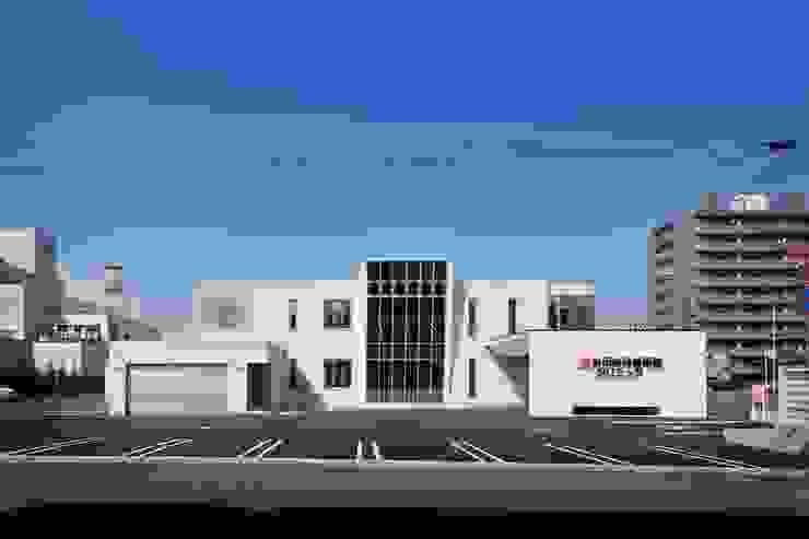 松田内科循環器クリニック モダンな病院 の 一級建築士事務所 アトリエTARO モダン