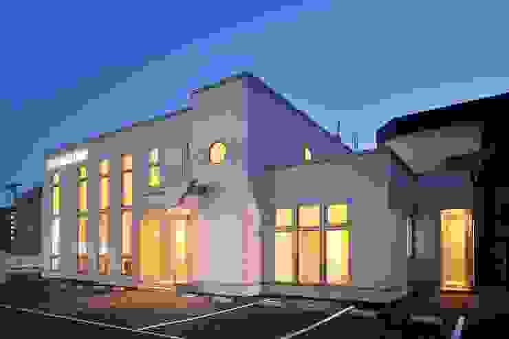 Do Dental Clinic 北欧風病院 の 一級建築士事務所 アトリエTARO 北欧
