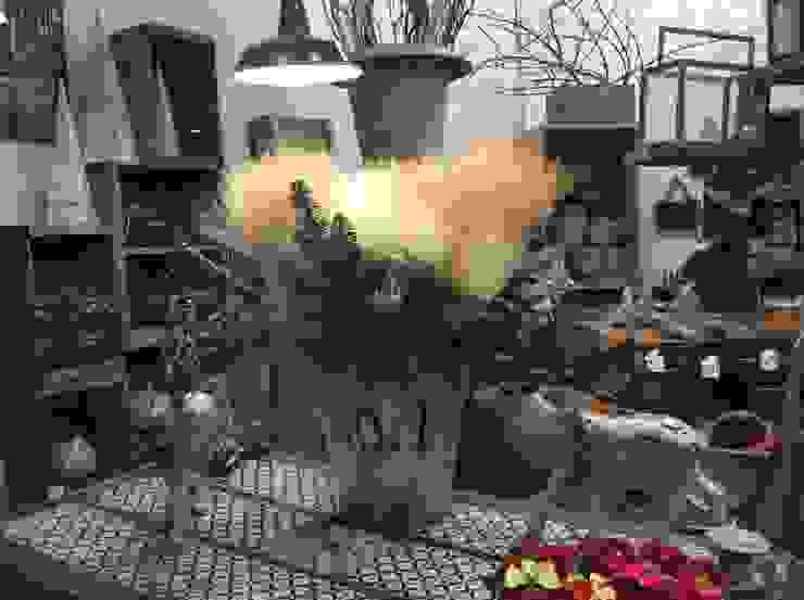 Зимний сад в эклектичном стиле от URBAN FLOWER Эклектичный
