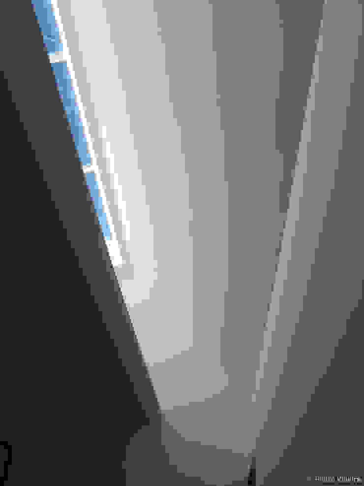 Casa SFA Janelas e portas modernas por PeC Arquitectos Moderno