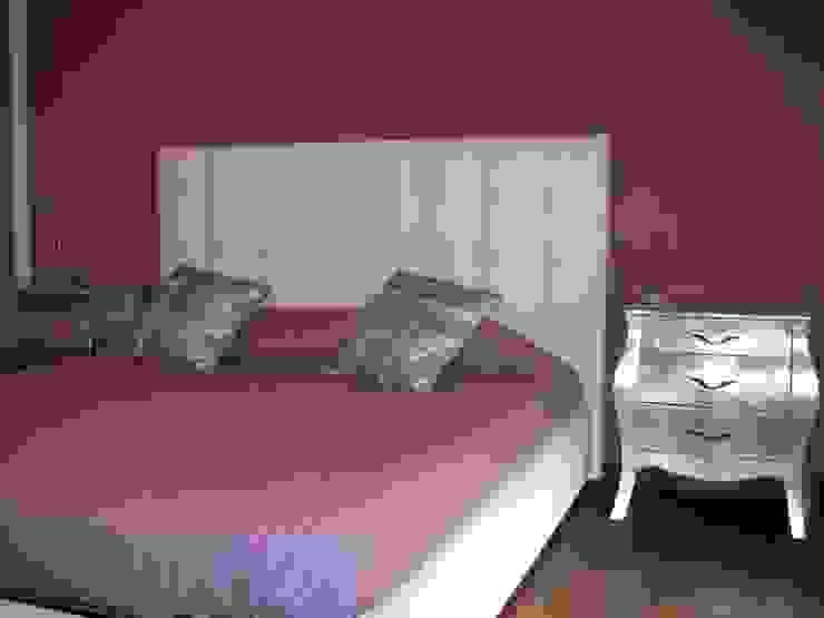 Appartamento a Casteldaccia PA - 2010: Camera da letto in stile  di Giuseppe Rappa & Angelo M. Castiglione, Moderno Legno Effetto legno