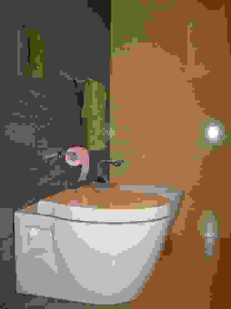 Ванная комната в стиле модерн от Giuseppe Rappa & Angelo M. Castiglione Модерн Керамика