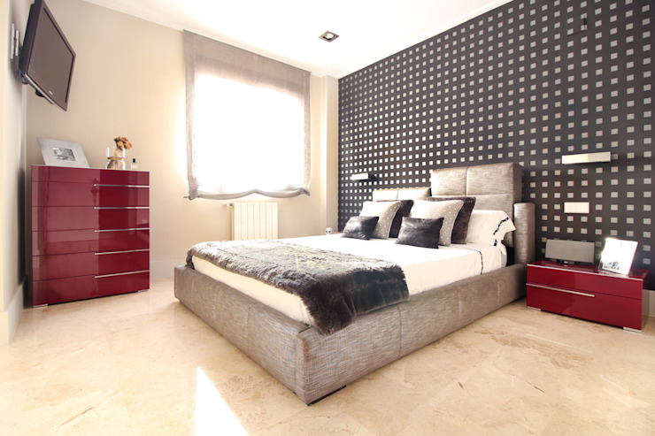 Modern style bedroom by acertus Modern