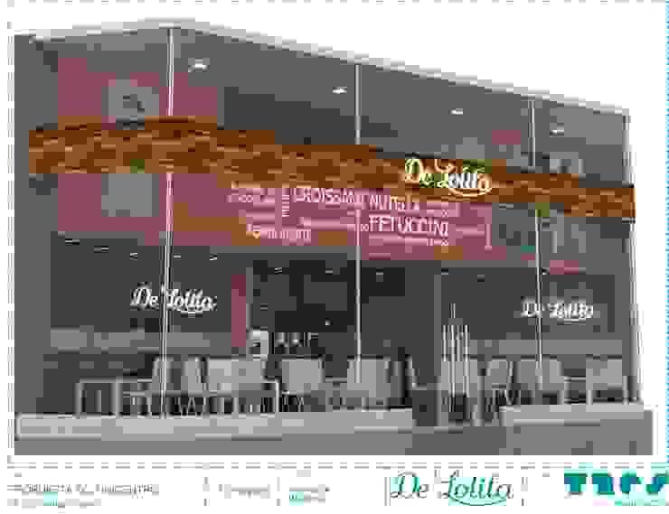 DeLolita Unicentro de @tresarquitectos Clásico