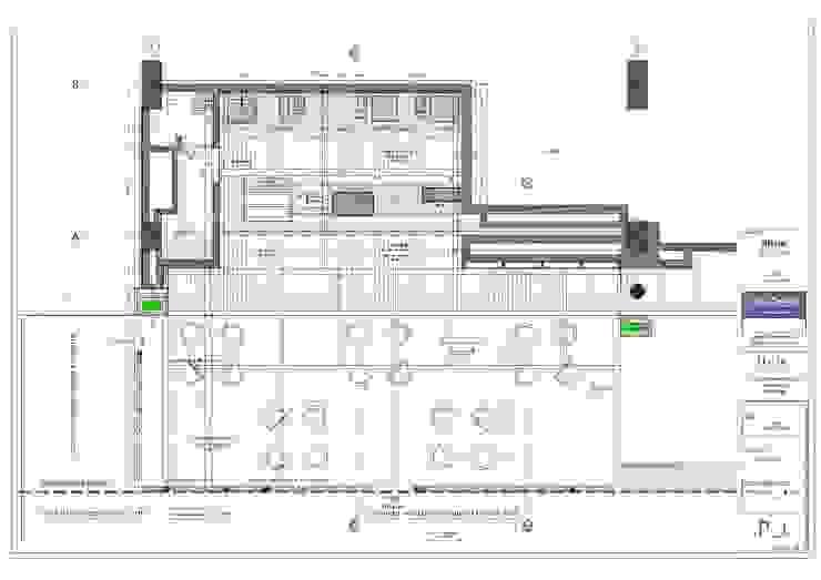 De Lolita - La Strada de @tresarquitectos Moderno