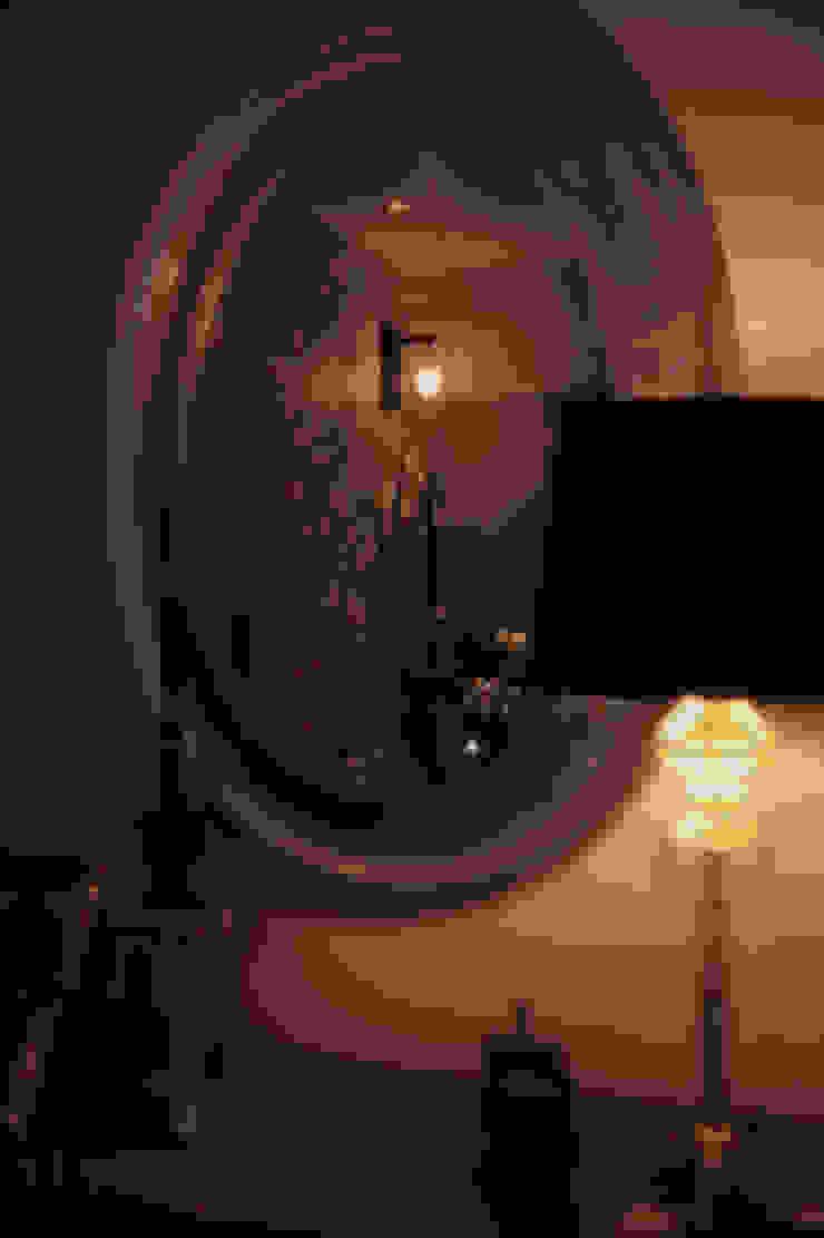 チェストまわりのしつらえ オリジナルスタイルの 寝室 の 澤山乃莉子 DESIGN & ASSOCIATES LTD. オリジナル